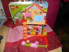 LEGO Duplo Ville 4689 - Spielhaus - komplett mit Karton - Klasse