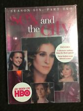 Sex And The City Season Six: Part Two, DVD Video 2-Disc Set Brand New/Sealed