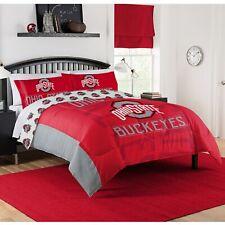 Ohio State Buckeyes The Northwest Company Full/Queen Printed Comforter Set -