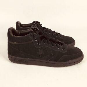 Converse Cons Fastbreak Pro Mid Sneakers Mens Size 8.5 Black 168645C