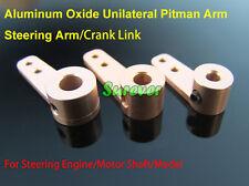 2pcs 4.1mm Metal Servo Horn Arm/one-way Pitman Arm/Crank Link For Shaft/RC Car