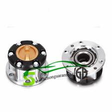 Set of 2 Free Wheel Locking Hub 4353069045 For Toyota Land Cruiser 43530-69045