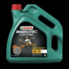 5W30 C3 Fully Synthetic GM dexos2 Spec - Castrol Magnatec *COLLECTION*