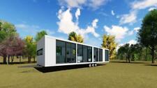 Tiny House Catalog L40' X W10' X 9' South Beach Park RV Model