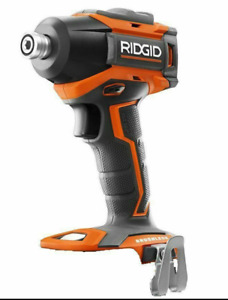 RIDGID 18 VOLT COMPACT  IMPACT DRIVER - R86035 (New From Kit)