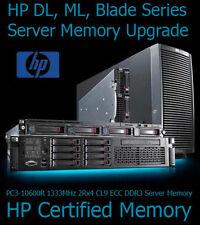 HP 6 DDR3 SDRAM Enterprise Network Server Memory (RAM)