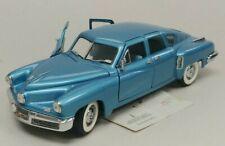 @@@*** Franklin Mint 1:24 Tucker 1948 Blue (loose) ***@@@
