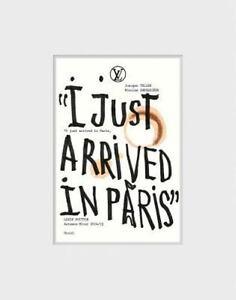 Juergen Teller & Nicolas Ghesquière: I Just Arrived in Paris, , Very Good Book