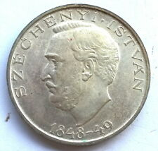 Hungary 1948 Revolution 10 Forint Silver Coin