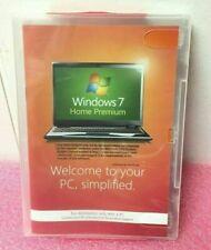Microsoft Windows 7 Home Premium 64-Bit Operating System OEM DVD With Key