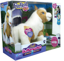 New FurReal Friends Baby Butterscotch Talking Toy Horse Show Pony Fur Real Magic