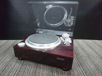 Denon DP-59M Direct Turntable  Audio Record player Condition very good  japan