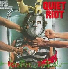 Condition Critical by Quiet Riot (CD, Feb-2008, Pasha)