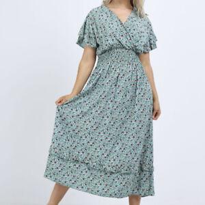 Floral Boho Maxi Dress from Timeless Season