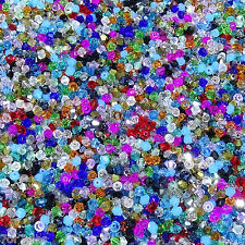 500 Abalorios de Cristal Tupis 3mm T501X  Perline Perlen Beads Bicone Crystals