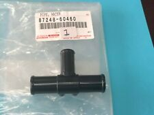 GENUINE TOYOTA SEVERAL MODELS 8724860460 Pipe, Heater Water Outle 87248-20380 !