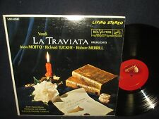 "Fernando Previtali ""Verdi La Traviata Highlights"" LP"