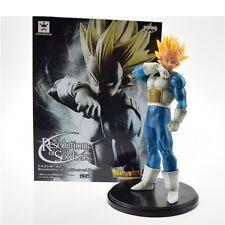 Anime Dragon Ball Z Vegeta Super Saiyan  PVC Action Figure