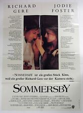 Somersby - Richard Gere - Jodie Foster - A1 Filmposter Plakat (x-443