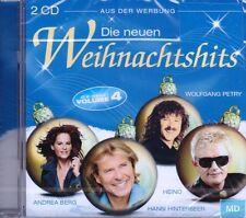 Die neuen Weihnachtshits + 2 CD Set + 37 neue Hits und Klassiker zu Weihnachten