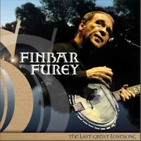 FINBAR FUREY - THE LAST GREAT LOVE SONG  CD NEW!