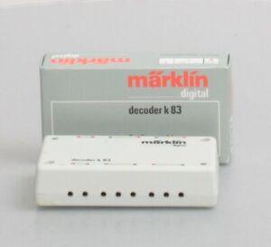 Marklin 6083 Digital Decoder K 83 LN/Box