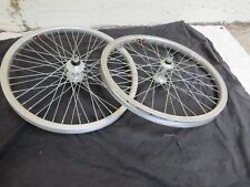 "20""DIAMOND BACK NOS RIMS WHEELS  HUBS BMX RACING FREESTYLE VINTAGE"