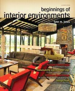 Beginnings of Interior Environments [Fashion Series]