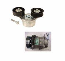 For Chrysler Dodge Mitsubishi Ram Acc. Belt Tensioner Assy+A/C Compressor