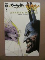Batman The Maxx Arkham Dreams #1 DC IDW 2018 Series Cover A 9.6 Near Mint+