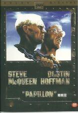 PAPILLON  NEW  DVD