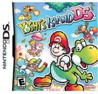 Brand New Sealed - Yoshi's Island DS for the Nintendo DS - Free Shipping