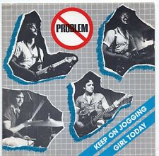 No Problem 45 Keep On Jogging - Rare Private Virginia Punk Power Pop - HEAR