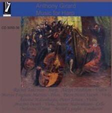 Anthony Girard: Music for Harp, New Music