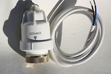 6x Kompaktstellantrieb M30 x 1,5 230V Cosmo CST230 IP54 Stellantrieb OVP NEU!