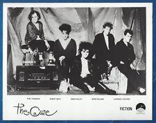 "The Cure ""Kiss Me Kiss Me Era"" Publicity/Press Photo"