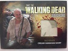 Cryptozoic Walking Dead Season 2 Costume M24 Dale Horvath Wardrobe Trading Card