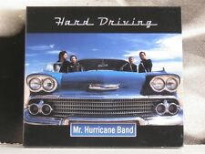 MR. HURRICANE BAND - HARD DRIVING CD NEAR MINT