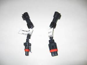 S10 XTREME BLAZER EXTREME FOG LIGHT HARNESS PLUGS 15034747