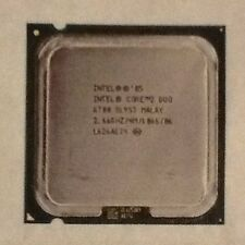 Intel Core 2 Duo Processor E6700 (4M Cache, 2.66 GHz, 1066 MHz FSB)