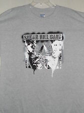 NEW - SUGAR HILL GANG BAND / CONCERT / MUSIC T-SHIRT EXTRA LARGE