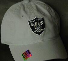 """NFL Cap - Hat, """"Oakland Raiders"""" (Flex Fit) NEW"""