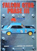 Biante Autoart Brochure Flyer Leaflets Xa Xb Gt Xc Moffat Goss Ford Suit 1:18