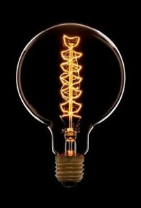 60W E26 OVERSIZED Antique Edison Filament Light Bulb Lamp Vintage Nostalgic Big