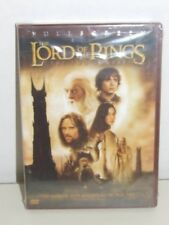 NEW The Lord of The Ring The Two Towers 2 DVD Set