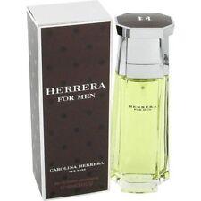 Herrera by Carolina Herrera 3.4 oz EDT Cologne for Men New In Box