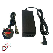 "12V 3.33A AC Adapter Charger for Samsung ATIV 11.6"" Tablet XE700T1C XE500T1C UK"