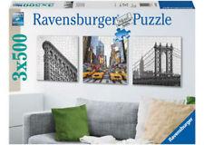 Ravensburger 3x500pc New York Impressions Jigsaw Puzzle RB19923-5