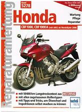 BOOK REPAIR MANUAL HONDA CBF 1000 CBF 1000 A with ABS FROM YEAR 2006 Tape 5278