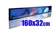 Signo de LED Board 160x32cm pantalla a todo color/programable Desplazamiento de cualquier tamaño